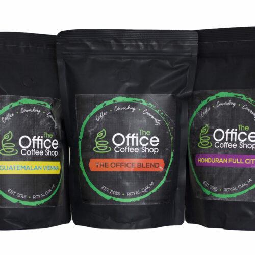12 Ounce Coffee Bag